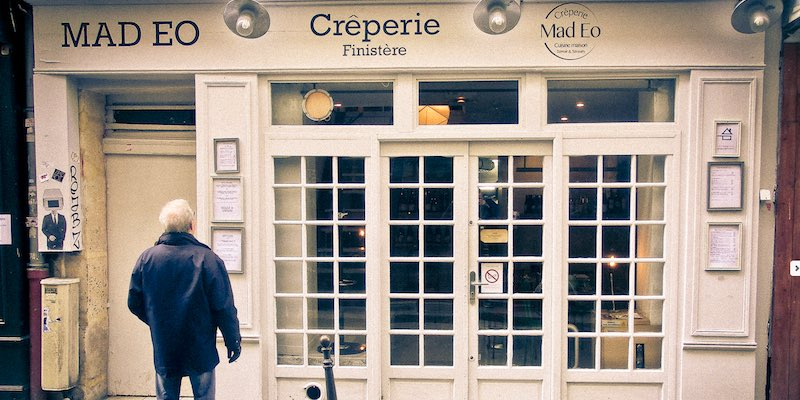Crepe Restaurants in Paris