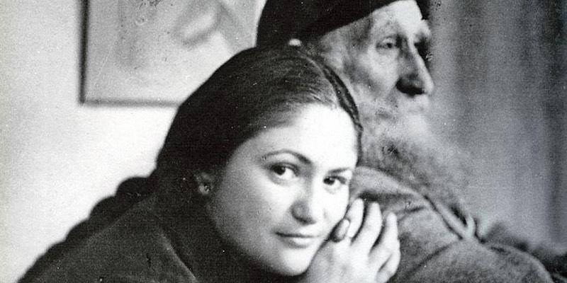 Aristide Maillol & Dina Vierny