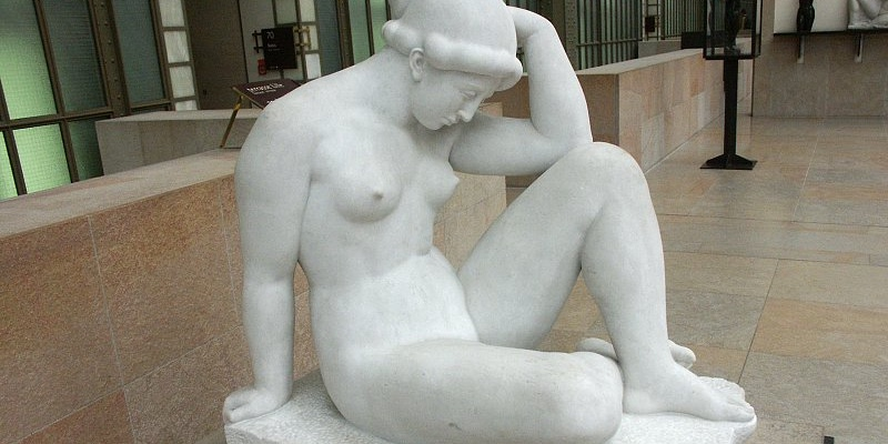 Maillol, The Mediterranean