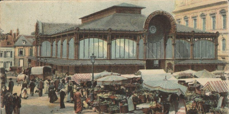 Marché St-Quentin