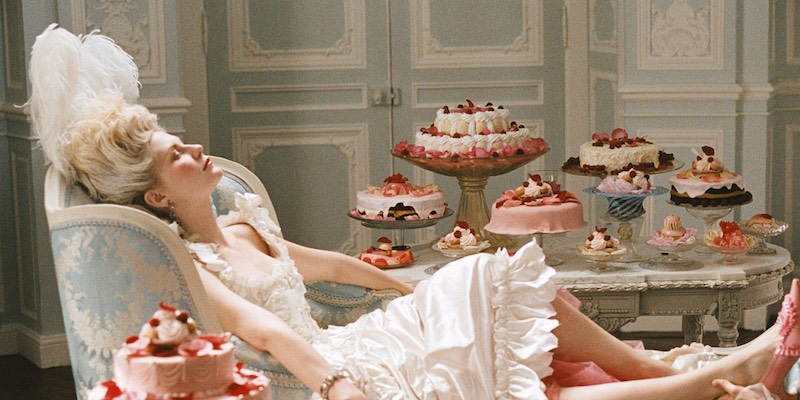 Marie Antoinette from the film