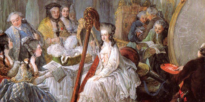 Marie Antoinette in 1777