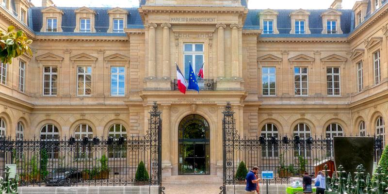 Marie of Paris Centre
