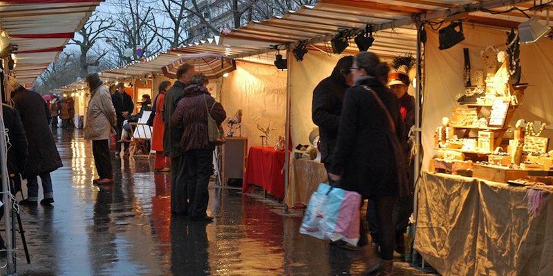 Market at Edgar-Quinet