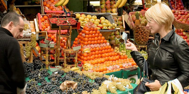 The Best Markets in the 16th Arrondissement
