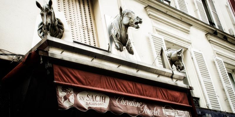 Horsemeat Butcher of Rue Poncelet