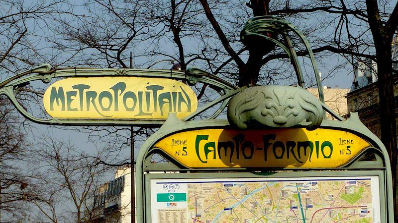 Metro Campo-Formio