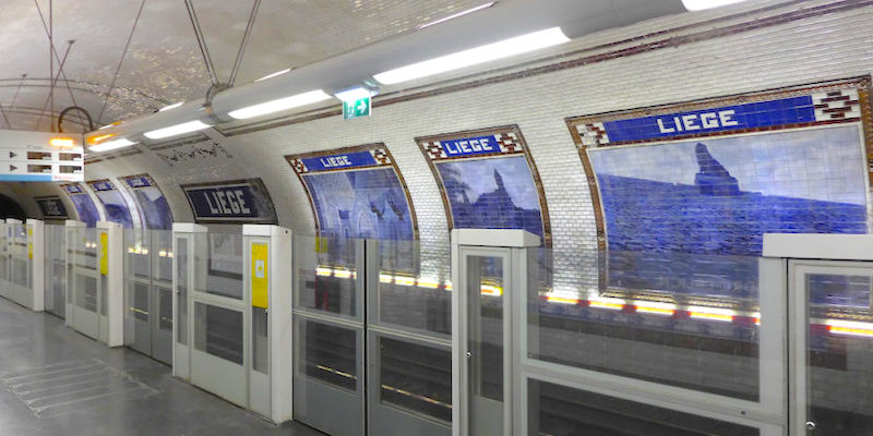 Metro Liege