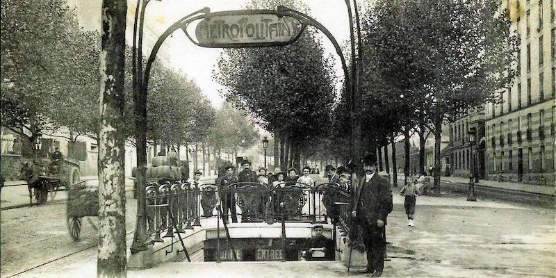 Metro Philippe-Auguste