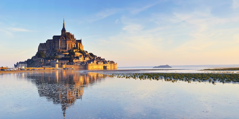 Day Tours from Paris to Mont Saint Michel