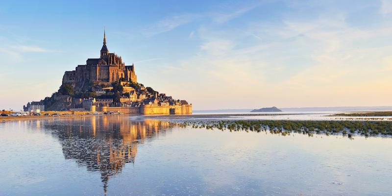 Day Tours from Paris – Mont Saint Michel