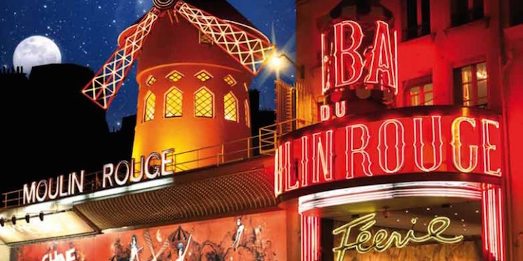 Moulin Rouge Show With Hotel Pick-up
