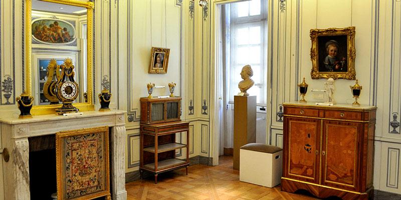 Cognacq-Jay Museum Salon