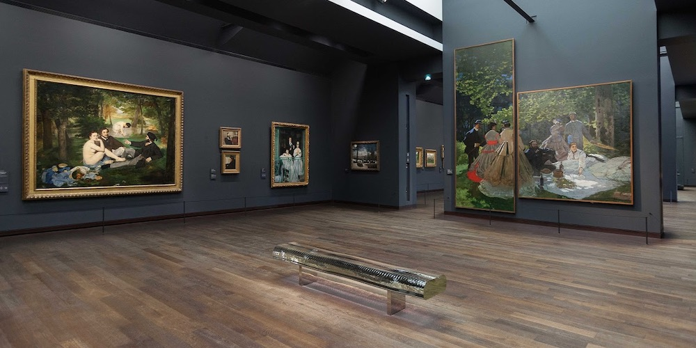 Impressionist Gallery in 1986