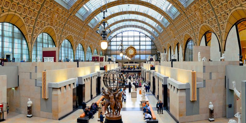 Guided Tours of the Orsay Museum