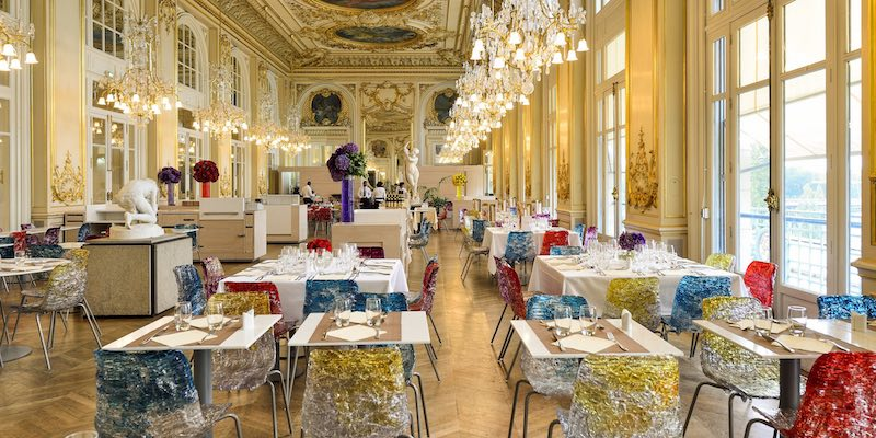 Musee d'Orsay, Le Restaurant