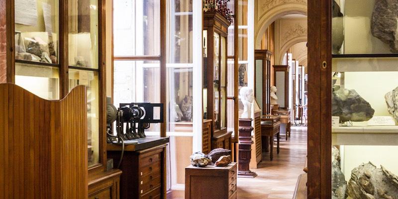 Musée de Mineralogie