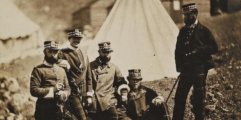 Roger Fenton, Crimean War
