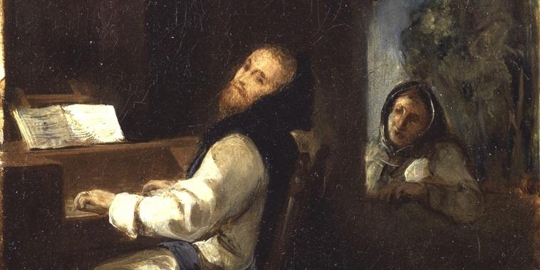 Delacroix painting