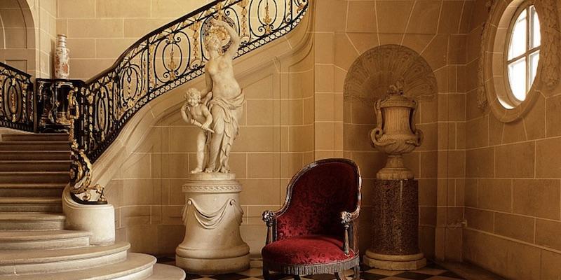 Nissim de Camondo Museum Stairway