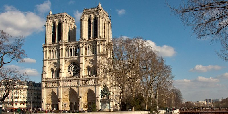 Notre Dame, photo by Mark Craft