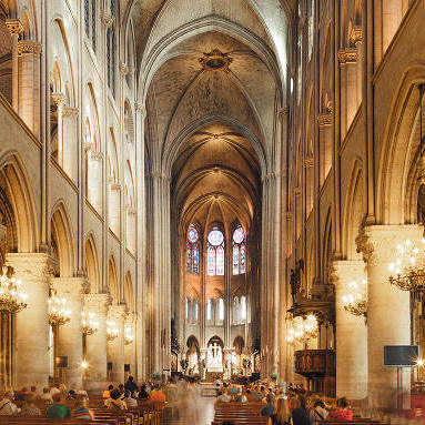 Notre Dame Cathedral Special Easter Performances