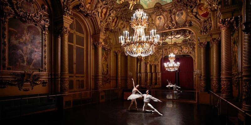 Paris Opera Ballet History