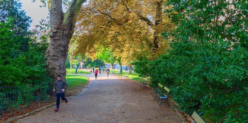 Parc des Buttes-Chaumont