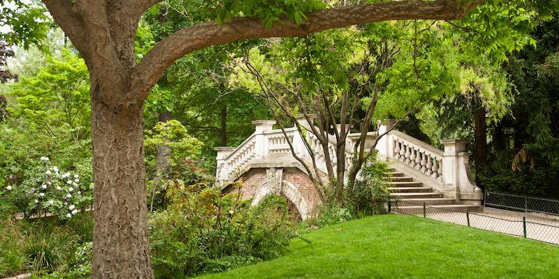 Parc Monceau brdige