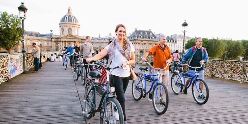 The Marais & Latin Quarter Bike Tour