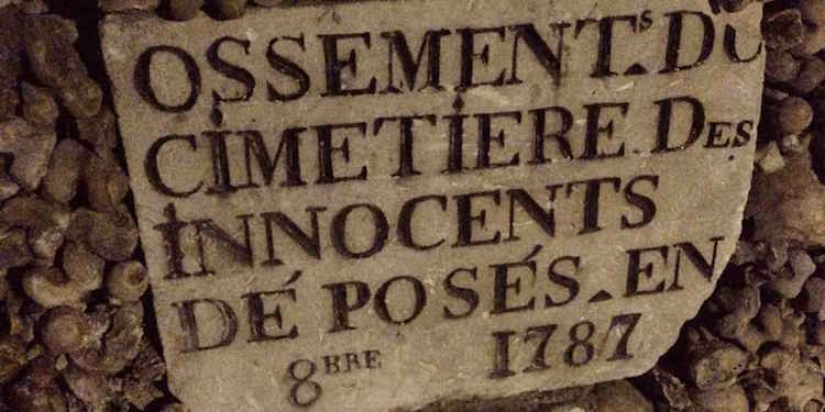 Private Tour of the Paris Catacombs