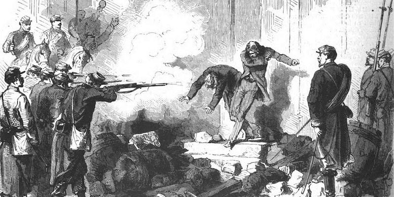 Paris Coummune execution