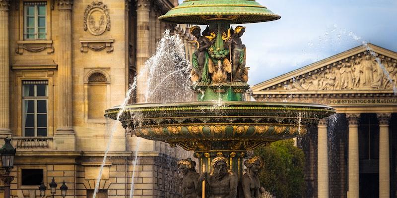 Place de la Concorde & Jardin des Tuileries