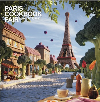 Paris Cookbook Fair 2012