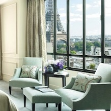 Link to Paris Five Star Hotels
