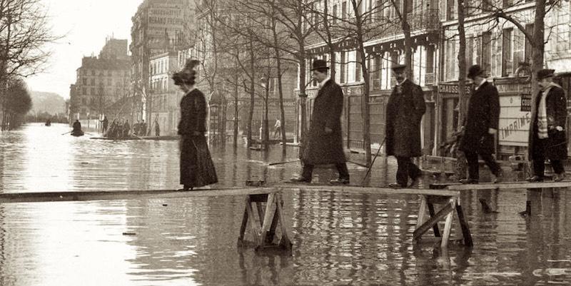 Paris flood of 1910