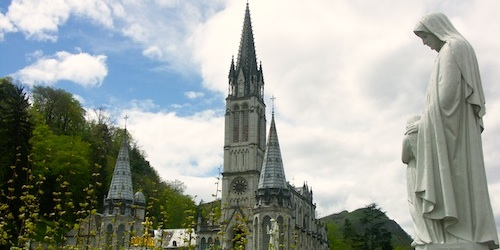 Lourdes Independent Tour