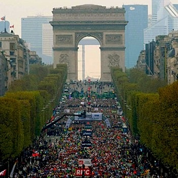 The 40th Annual Paris Marathon