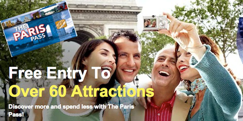 Get  a Paris City Pass
