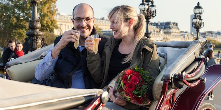 Paris Honeymoon & Proposal Planning