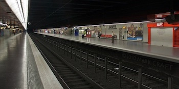 RER Paris Stations