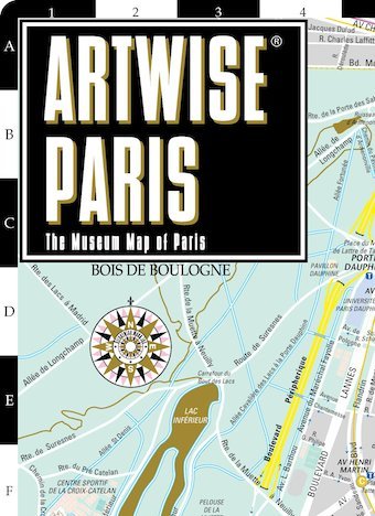 Tourist Maps & Guidebooks | Paris Insiders Guide