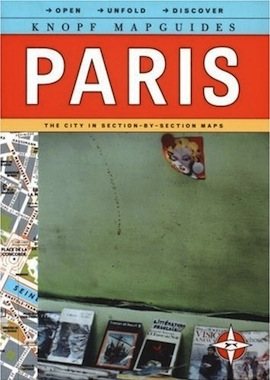 Knopf CityMap Guide: Paris