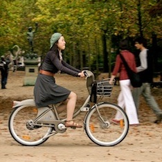 Paris Two-Wheel Tours