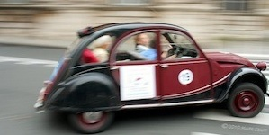 Private 2CV Tour