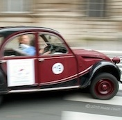 Essential Paris from a Citroen 2CV