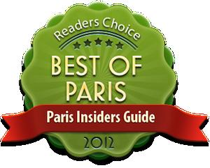 Best of Paris Badge