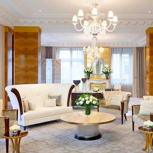 Luxurious Paris Five Star Hotels