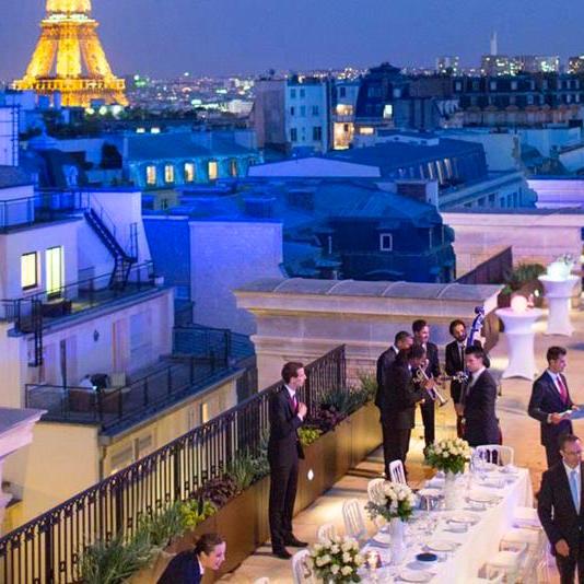 Le Shangri La Hotel Paris