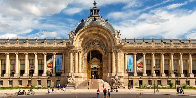 Petit Palais, photo by Mark Craft